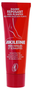 Akileïne baume reposant aux plantes 50 ml