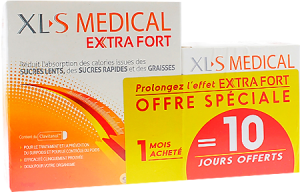 XL-S MEDICAL Cpr extra fort lot