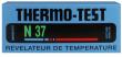 Thermo test révélateur de température