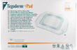 Tegaderm + pad pansements adhésifs transparents  avec compresse  5 cm x 7 cm