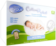 Unyque baby cotton protect 24 protections pour le change