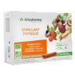 Arkofluide bio stimulant physique solution buvable 20 ampoules