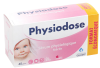 Gilbert physiodose sérum physiologique stérile 40 unidoses